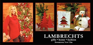 Gifts - Home - Fashion, Lambrechts, New Ulm, MN