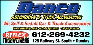 We Sell & Install Car & Truck Accessories