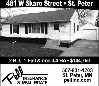 481 W Skaro Street - St. Peter
