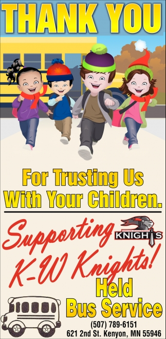 Supporting K-W Knights