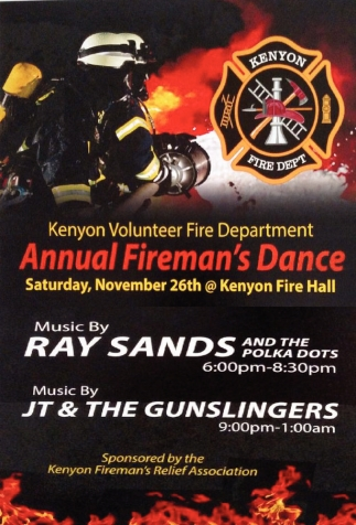 Annual Fireman's Dance
