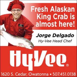 Fresh Alaskan King Crab