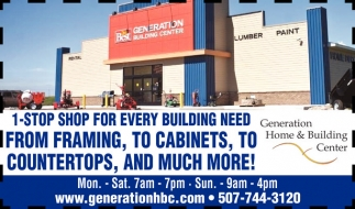 1 Stop Shop for every building need