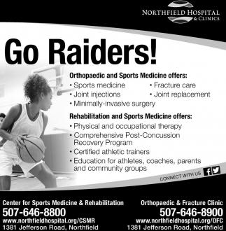 Go Raiders!