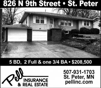 826 N 9th Street, St. Peter