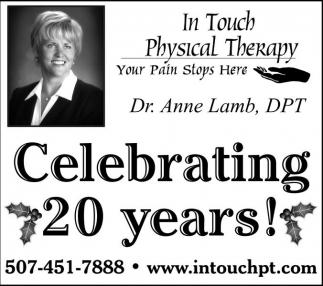 Dr. Anne Lamb
