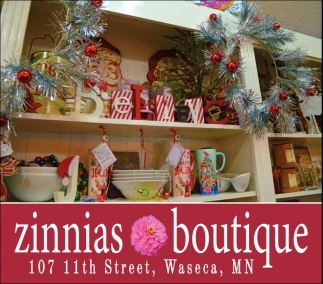 Zinnias Boutique