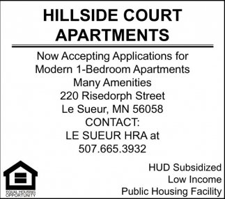 Hillside Court Apartments