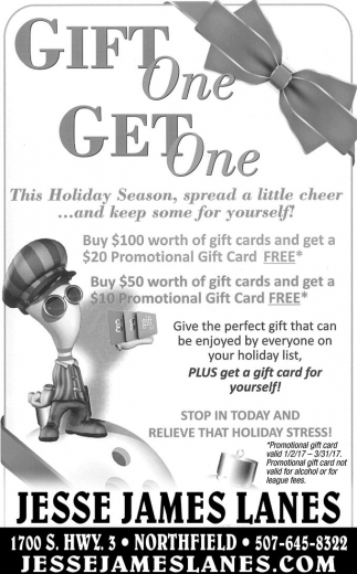 Gift One Get One
