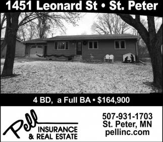 1451 Leonard St. - St. Peter