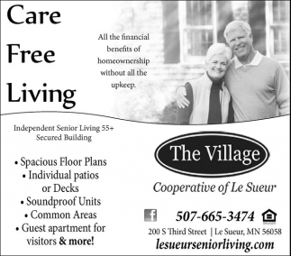 Independent Senior Living (55+)