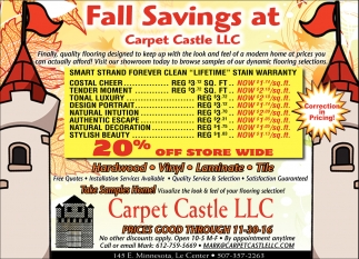 dec 17 2016 carpet castle llc shopper ads from st peter herald