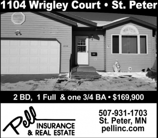 1104 Wrigley Court - St. Peter