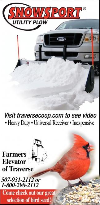Snowsport Utility Plow