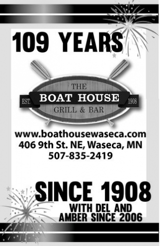 109 years since 1908
