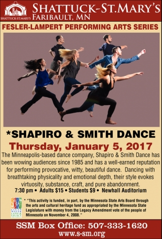 Shapiro & Smith Dance