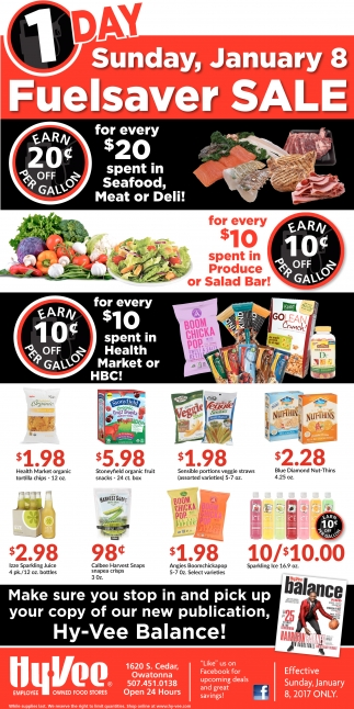 Fuelsaver Sale