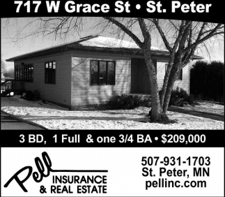 717 W Grace St. - St. Peter