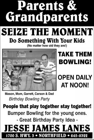 Parents & Grandparents