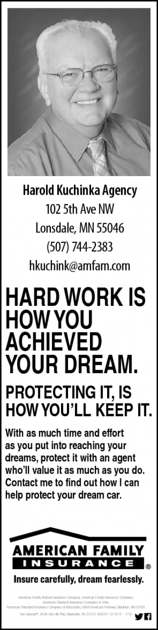 Harold Kuchimka Agency