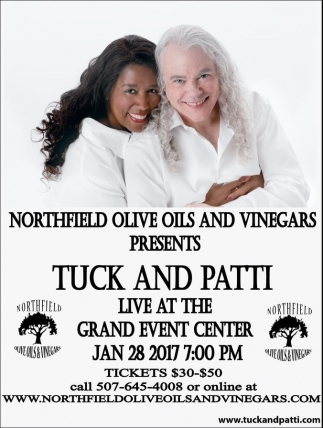 Tuck and Patti Live at The Grand Event Center