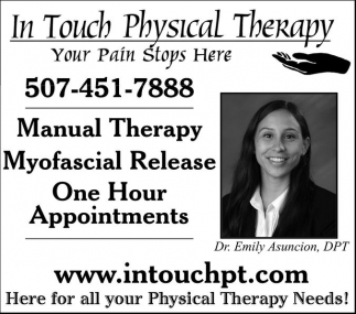 Manual Therapy, Myofascial Release