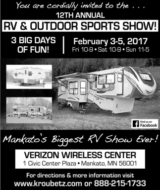 RV & Outdoor Sports Show