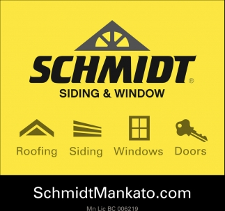 Roofing - Siding - Windows - Doors