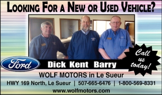 Looking for a new or used vehicle?