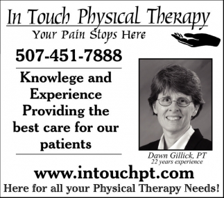 Knowlege and Experience Providing the best care for our patients