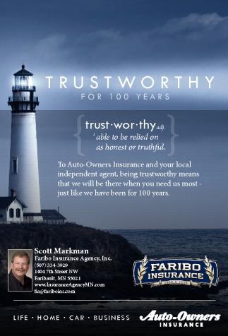 TRUST WORTHY