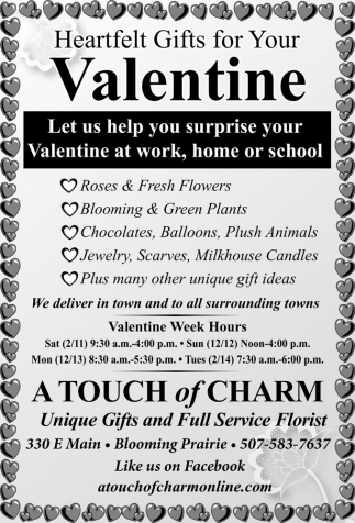Heartfelt Gifts for Your Valentine