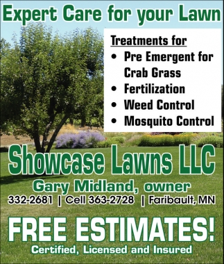 Expert Care for your Lawn
