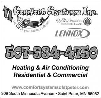 Heating & Air Conditioning, Residential & Commercial