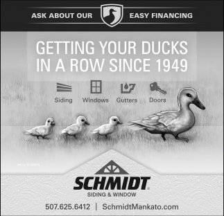 Getting Your Ducks in a row since 1949