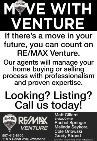 Move With Venture