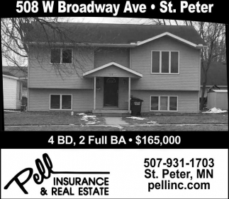 508 W Broadway Ave. - St. Peter