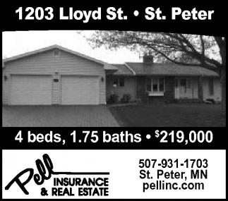 1203 Lloyd St. St. Peter