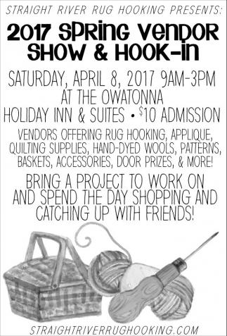 2017 Spring Vendor Show & Hook-In