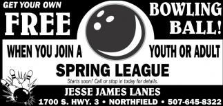 Spring League