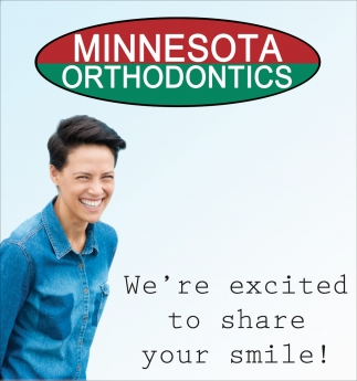 We're excited to share your smile!