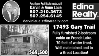 For all your Real Estate needs