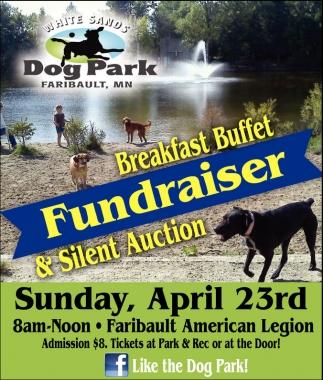 Breakfast Buffet Fundraiser & Silent Auction
