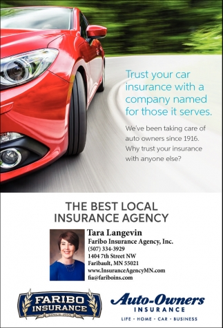 The Best Local Insurance Agency