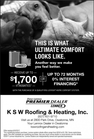 Recive up to $1,700 in rebates or up to 72 months 0% interest financing