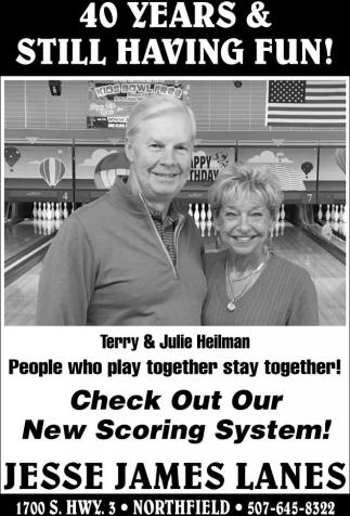 Terry & Julie Heilman