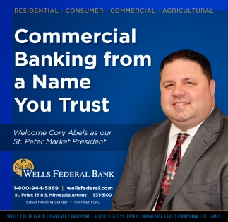 Commercial Banking from a Name You Trust