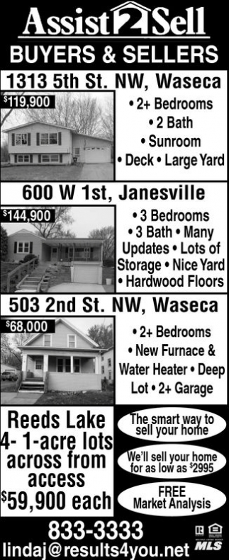 1313 5th St. NW, Waseca