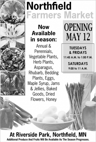Opening May 12