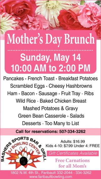 Mother's Day Bruch